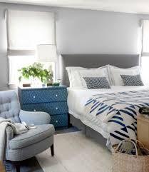 chambre gris bleu chambre bleu et grise 15 modèles chics et sobres