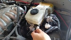 toyota 4runner check engine light vsc trac vsc off disabling abs trac and vsc pictures toyota 4runner forum