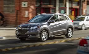 crossover honda 2016 2016 honda hr v awd test u2013 review u2013 car and driver