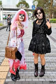 harajuku halloween costume vamps halloween party 2013 costume pictures in tokyo
