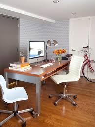 Small Office Computer Desk Furniture Outstanding Small Office Design With Chic Furniture