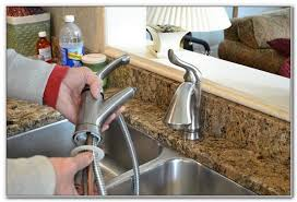 replacing a moen kitchen faucet cartridge replace moen kitchen faucet cartridge 1224 sinks and faucets