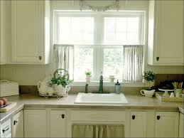 kitchen kitchen window treatments valances vintage kitchen
