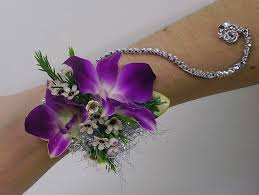 wrist corsage ideas prom flowers june 2013