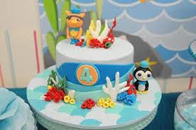 octonauts birthday cake kara s party ideas octonauts themed birthday party planning