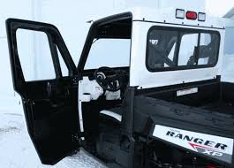polaris ranger xp 900 full hard cab enclosure by woc