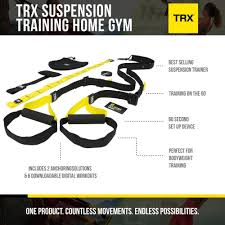 home theater training amazon com trx training home gym build your core and sculpt
