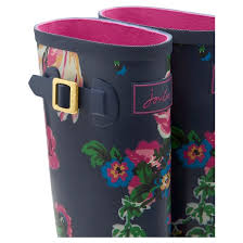 womens boots joules s joules floral print boots target