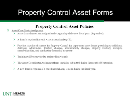 Assignment Form Property Control Asset Forms Ppt Video Online Download