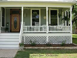 farmhouse porches 1900 farmhouse front porch transformation glass slipper