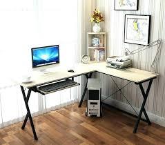 Corner Desk Metal Corner Computer Workstation Desk Fancy Corner Computer Workstation
