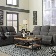 Power Reclining Sofa Set Krismen Charcoal Power Reclining Sofa Set Louisville Overstock