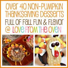 non traditional thanksgiving dessert recipes themontecristos