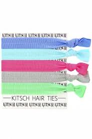 kitsch hair ties kitsch hair ties sassy notes gifts