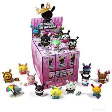 Where To Buy Blind Boxes Designer Toy Awards Dunny Single Blind Box Action Figures