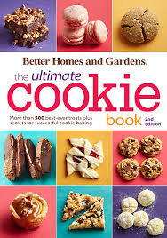 review better homes and gardens ultimate cookie book