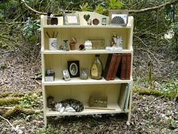 shabby chic bookcase library doherty house popularity of