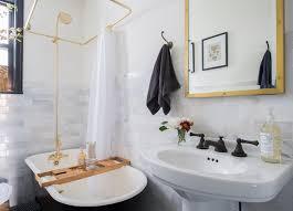 Re Porcelain Bathtub Tiny But Mighty Bathrooms U2013 Homepolish