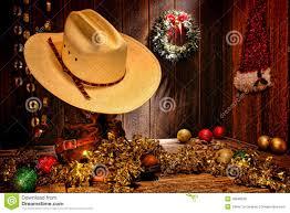 western christmas cards cowboy santa riding horse western
