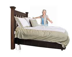 appliance impressive strong solid bed risers walmart for folding