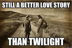 Nazi Meme - still a better love story than twilight jesus nazi love quickmeme