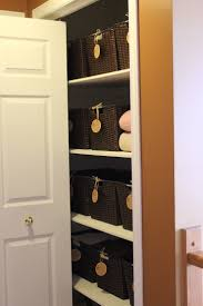 104 best linen closet images on pinterest organized linen
