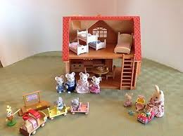Calico Critters Play Table by Calico Critters Collection On Ebay
