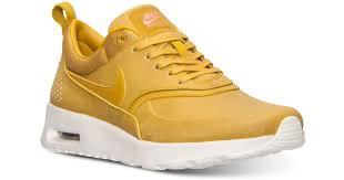 nike women u0027s air max thea premium running sneakers from finish