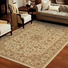 Costco Carpet Runners by Classic Antiquity Olefin Machine Made Rug Collection Cameron Bisque