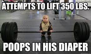 Funny Lifting Memes - baby lifting weights memes quickmeme