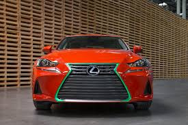 lexus 2017 sports car new sriracha inspired lexus comes with a trunk full of sauce
