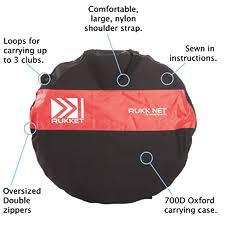 Golf Driving Nets Backyard by Rukk Net Pop Up Golf Practice Net Golf Training And Practice Gear