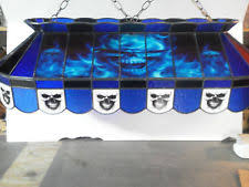 stained glass pool table light ebay