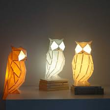 Beautiful Lamps Origami Paperlamps U2013 Beautiful Paper Lamps To Build By Yourself