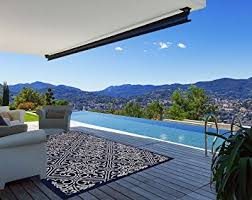 Large Patio Rugs by Amazon Com Brown Jordan Platinum Label Outdoor Furniture Rug 8x10