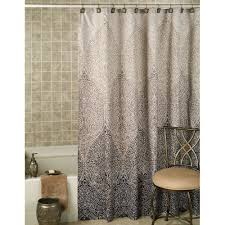 Moroccan Style Curtains Appealing Curtain Kate Spade New York Harbour Stripe Shower Gray