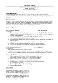 Resume For Warehouse Packer Computer Savvy Resume Resume For Your Job Application