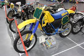 suzuki motocross bike classicdirtbikerider com photo by mr j 2015 telford classic dirt
