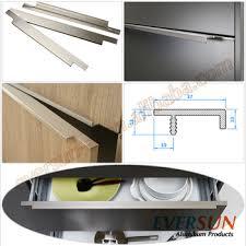Aluminum Kitchen Cabinet Extruded Aluminum Kitchen Cabinet Door Handles Buy Kitchen