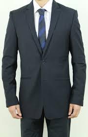 Mens Dress Clothes Online Men U0027s Two Button Navy Slim Fit Suit Men U0027s Suits U0026 Formal Wear