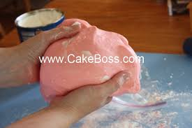 marshmallow fondant recipe and tutorial by the cake boss sweet