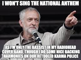 Radiohead Meme - context corbyn imgflip