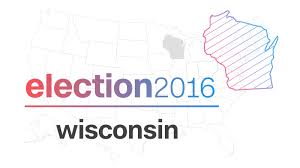 Wisconsin Election Map by Wisconsin Election Results 2016