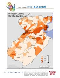Map Of Warren County Nj Department Of Labor And Workforce Development Hard To Count