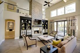 stunning modern family room design ideas also kitchen interior