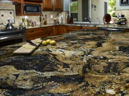 granite kitchen countertop hgtv bold elegance