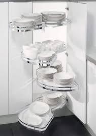 Corner Kitchen Cabinet Solutions by 1009 Best Kitchen Storage Solutions Images On Pinterest