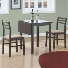 dining room square kitchen table with bench seats and wooden