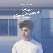 blue photo album trxye ep by troye sivan on apple
