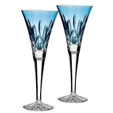 lismore jewels aquamarine toasting flute pair discontinued